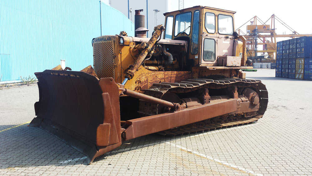 RoRo Shipping Machinery
