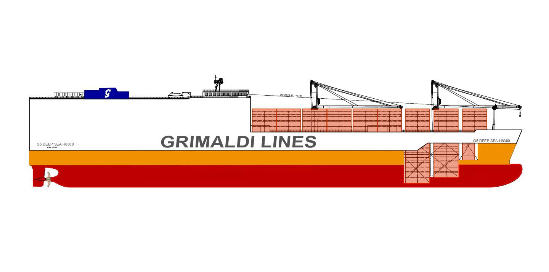 The Grimaldi Group orders six ro/ro multipurpose vessels